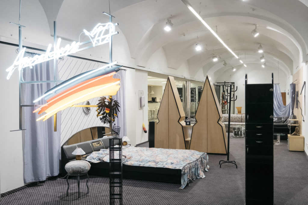 Naumann Ausstellung Belvedere 21 Anschluss 2018