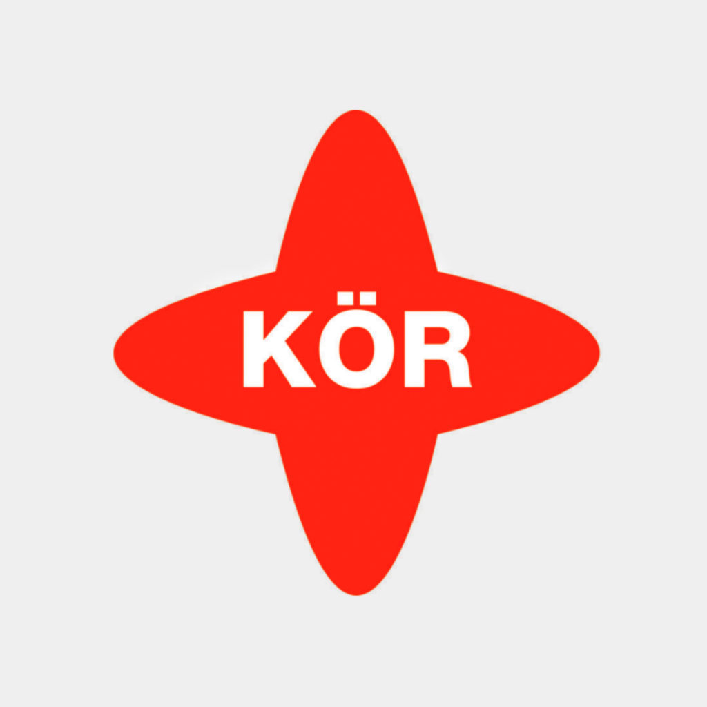 KÖR Logo