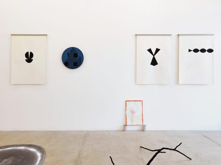 Otherwordly, Nika Kupyrova and Ekaterina Shapiro-Obermair in Ravnikar Gallery Space, 2020 @ Jaka Babnik