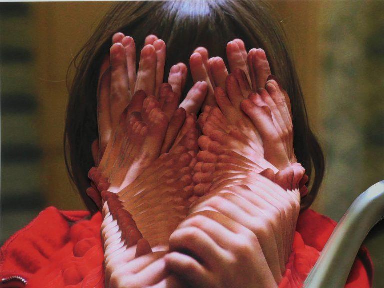 """Karin Fisslthaler (2016), """"Kristall (The Shining)"""", Papierobjekt, Filmstill Cut-Outs auf Fine Art Print (©Karin Fisslthaler/Bildrecht Wien, 2020)"""