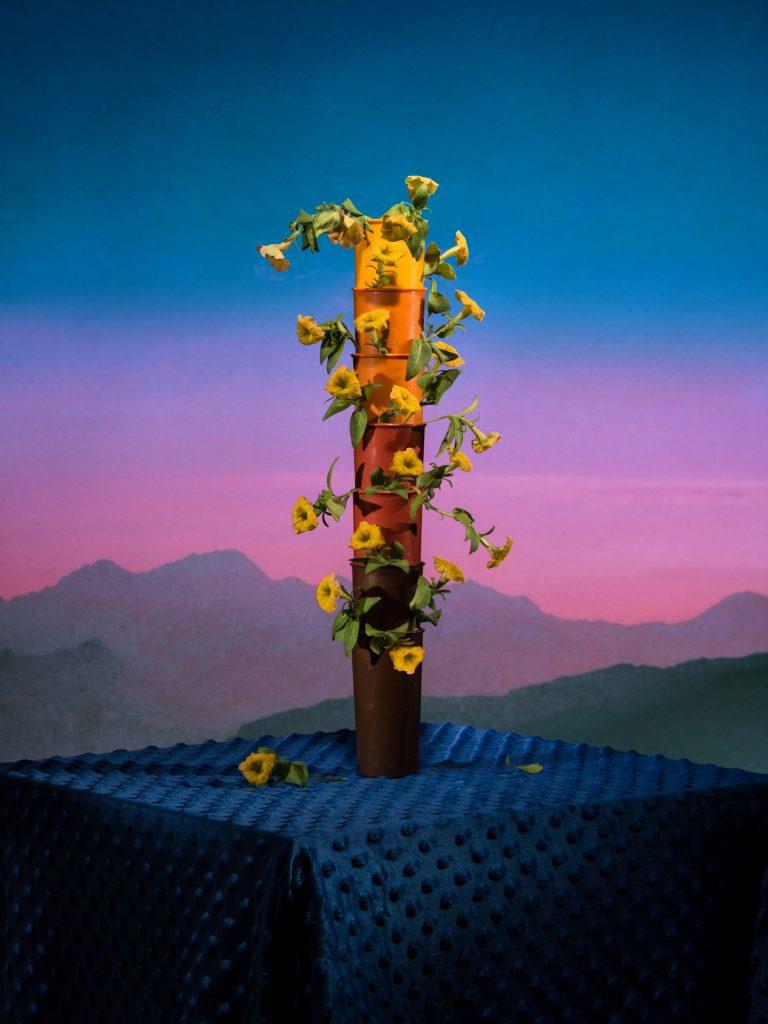 Flower Sculpture, 2020