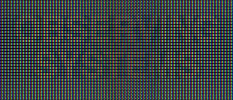 BSERVING SYSTEMS (von Foerster) (21:9) 90 x 210 cm, aus der Serie: NO MEDIA BEYOND THIS POINT, 2019–2021 Inkjet-Direktdruck auf Acrylglas. © Günther Selichar, Bildrecht Wien 2021