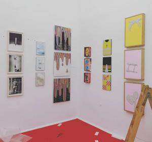Ausstellungsansicht CCC | click, connect, collect, KOENIG2 by_robbygreif, Wien 2021