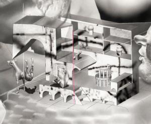 Robert McNally, Detail, Z Manifold, 2021, Courtesy KOENIG2 by_ robbygreif, Vienna and the artist